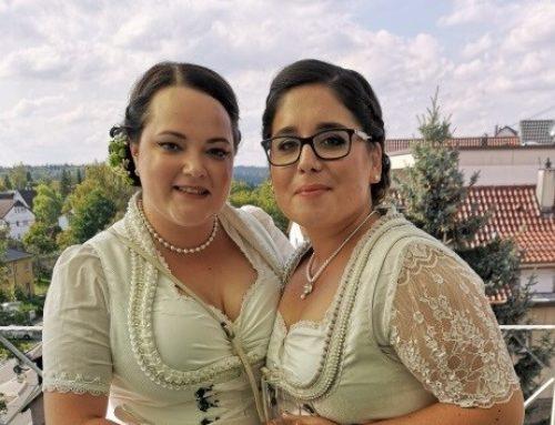 Laura & Franzi